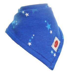 Ziggle Baby Boy Super Absorbent Bandana Dribble Bib Starry Night