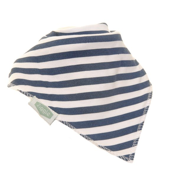 Bib - Blue Stripe