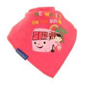 Bib - Wheels on the Bus - Pink - Rev2 - websize