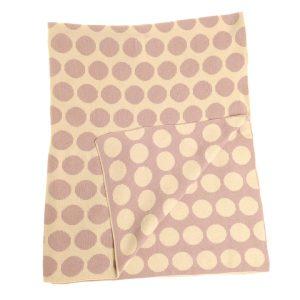 Blanket - Brown Spot - Unfolded copy