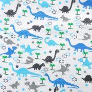 Blanket - Dino - Detail