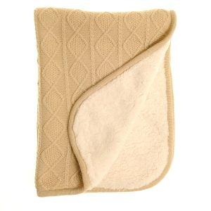 Blanket - Fawn - Fleece