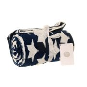 Blanket - Navy Blue Star copy