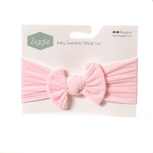 Bow - Heavenly Pink