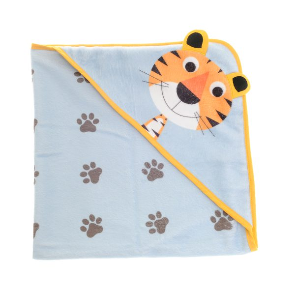 CLOT1151 - Terrence Tiger Bath Towel