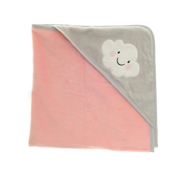 CLOT1168 - Rosie Cloud Bath Towel.