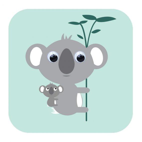 Card - Kimmi Koala