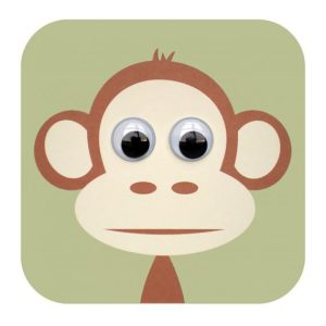 Card - Marley Monkey