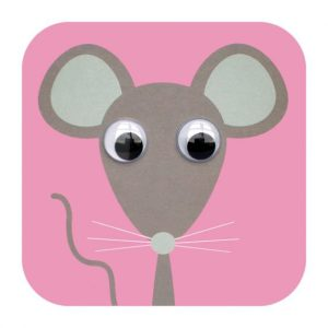 Card - Minty Mouse