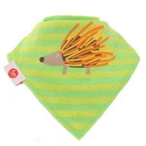 Ziggle Baby Unisex Bandana Dribble Bib Hedgehogs