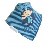 Cloudbabies Baby Boy Bandana Dribble Bib