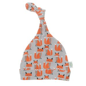 Foxes on Grey Hat