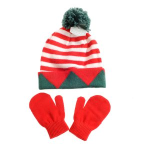 Hat - Red Stripe
