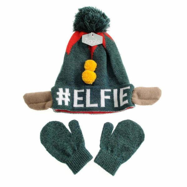 Hat - #elfie