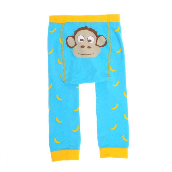 Leggings - Monkey - Front