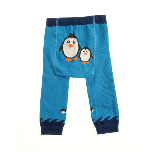 Leggings - Penguin - Back