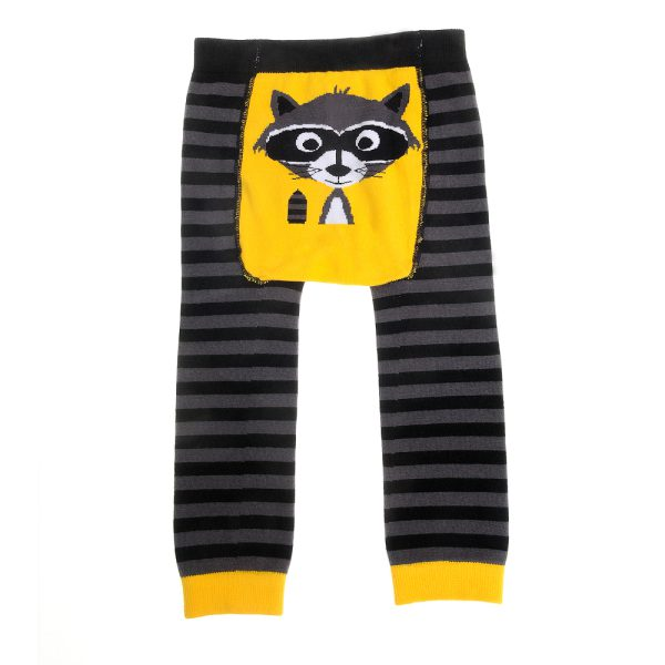 Leggings - Racoon - Front