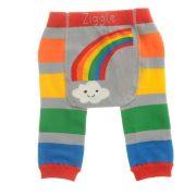 Leggings - Rainbow - Front