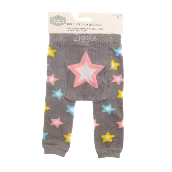 Pastel Star leggings