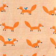 Muslin - Fox - Detail