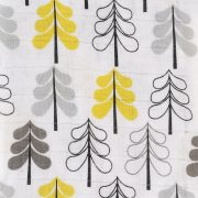 Muslin - Trees - Detail
