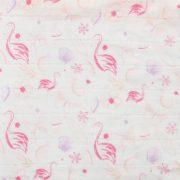 Muslins - Flamingoes