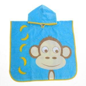 Marley Monkey Large Swim Poncho Towel