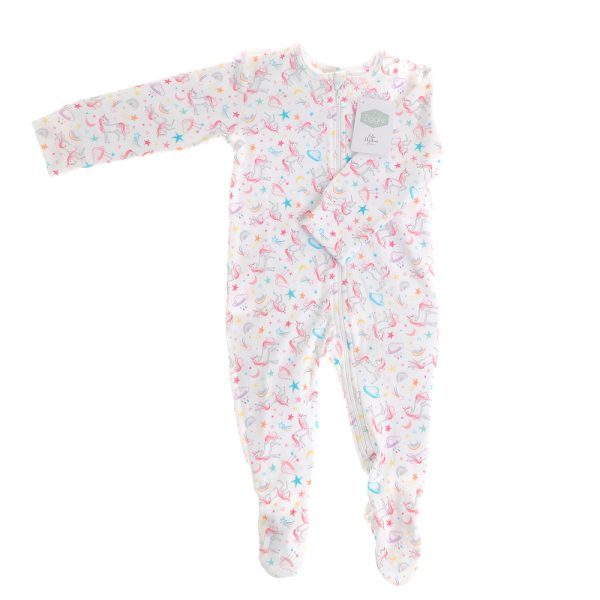 Sleepsuit - Unicorn (2)