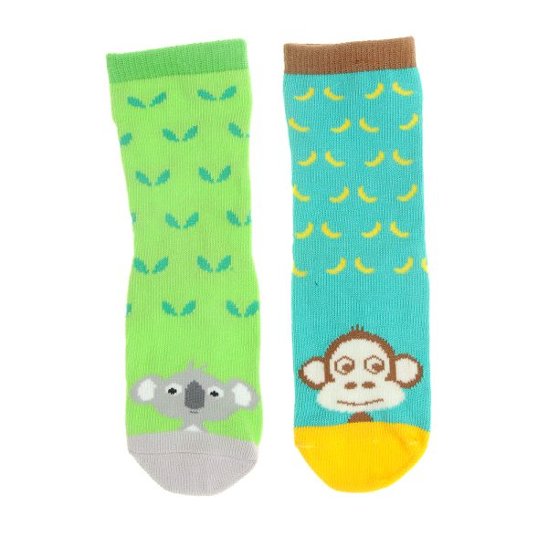Socks - Monkey - Front
