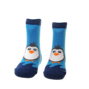 Socks - Penguins 2 IDENTICAL PAIRS
