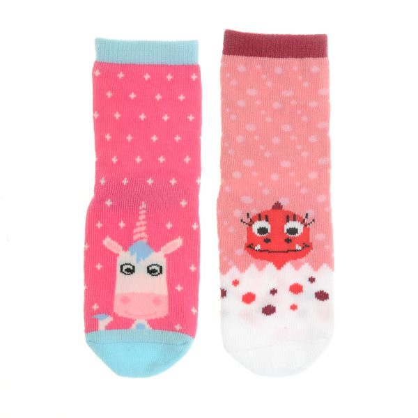 Socks- Unicorn - Front