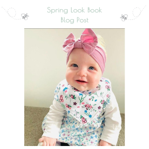 Spring look book blog post