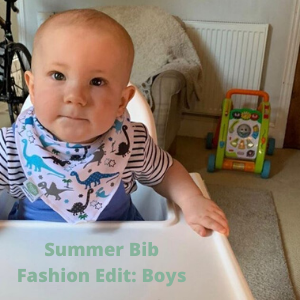 Summer Bib Fashion Edit_ Boys