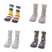 Unboxed socks - Boys Greys