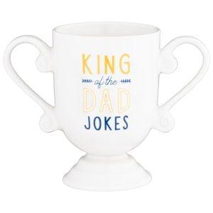 Trophy Mug King Of The Dad Jokes