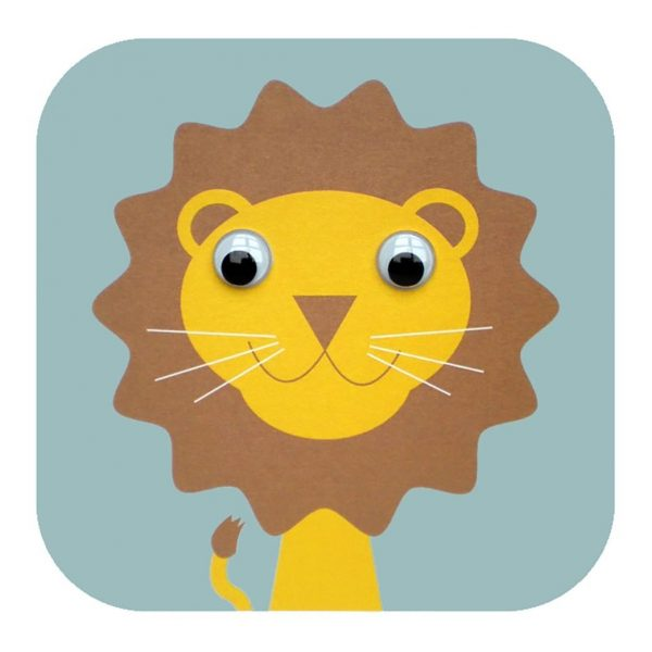 card - Livingston Lion