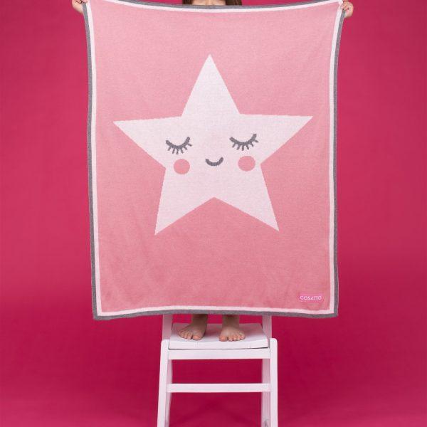 cosatto happy star balnket