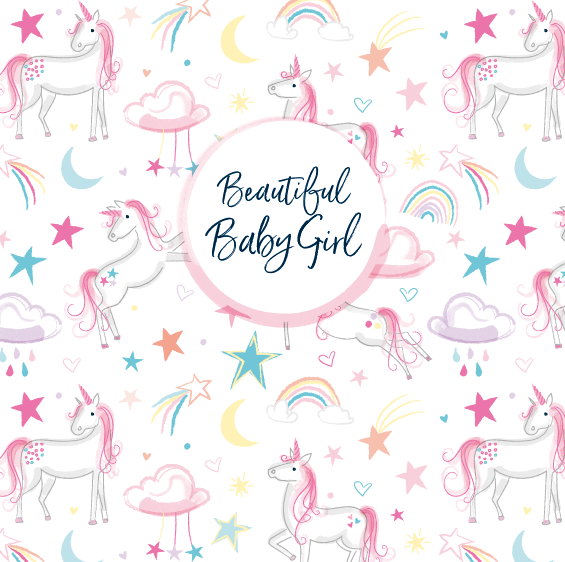 lilybelle greeting card