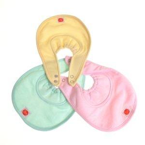Ziggle Baby FirstBib for Newborn Babies
