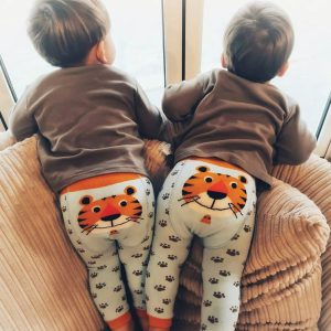 patsyandthetwinlets tiger leggings 2