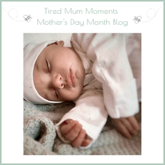 tired mum momets blog post